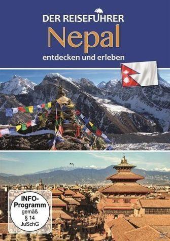 DVD »Nepal - entdecken und erleben - Der Reiseführer«