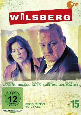 DVD »Wilsberg 15 - Frischfleisch / Tote Hose«