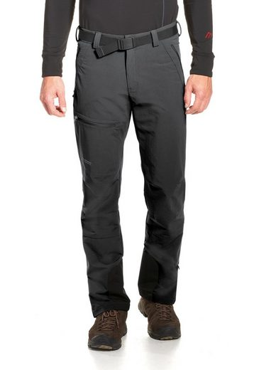 Maier Sports Trousers Outdoor Naturno, Pfc-free Equipped