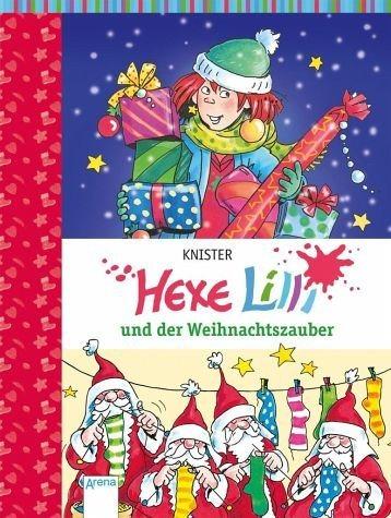 Gebundenes Buch »Hexe Lilli und der Weihnachtszauber«