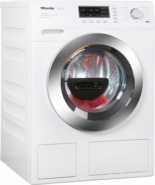 Miele Waschtrockner WTH 730 WPM, 7 kg/4 kg, 1600 U/Min