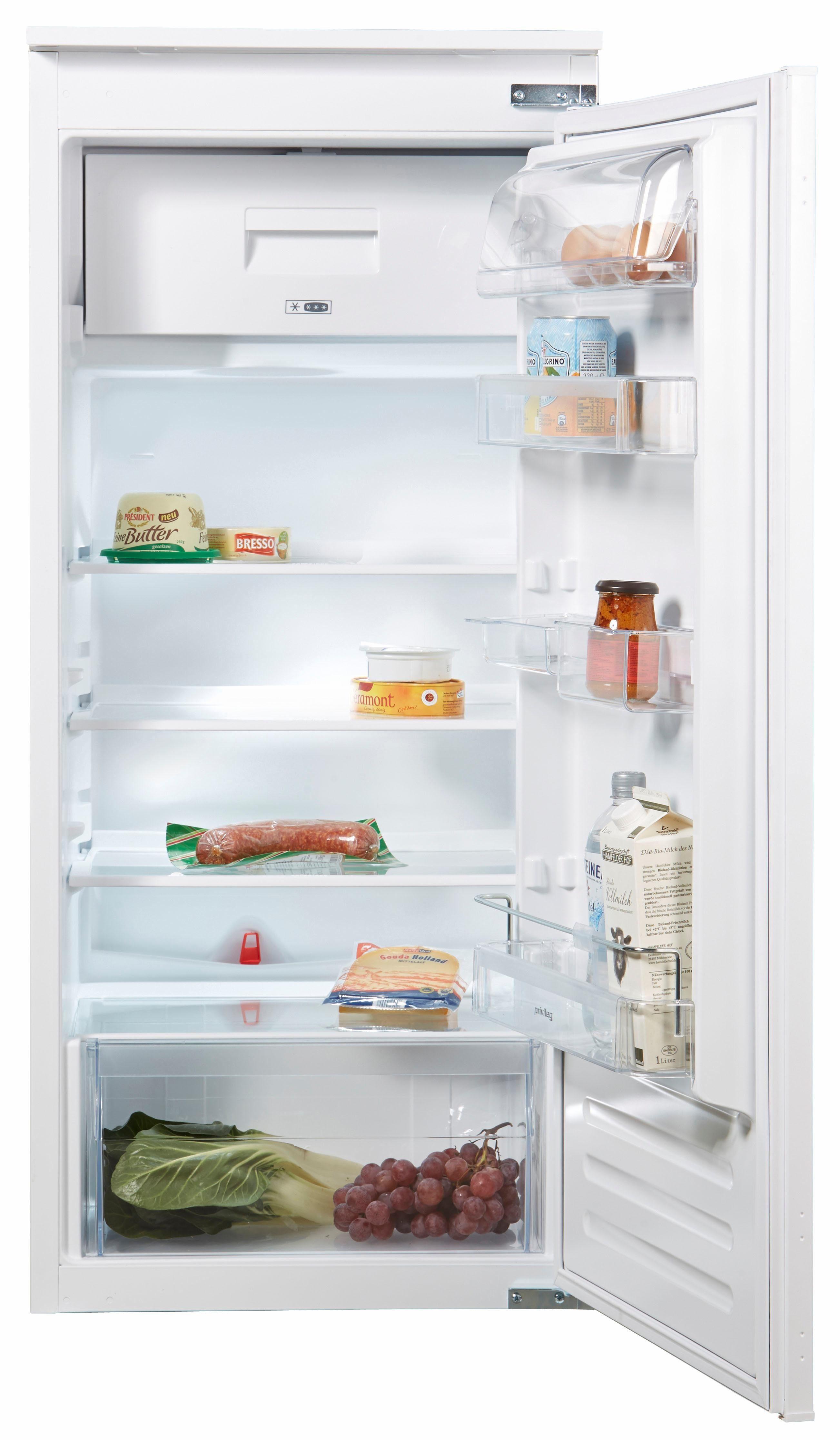 Privileg integrierbarer Einbaukühlschrank PRFI 225 A++, 122 cm hoch