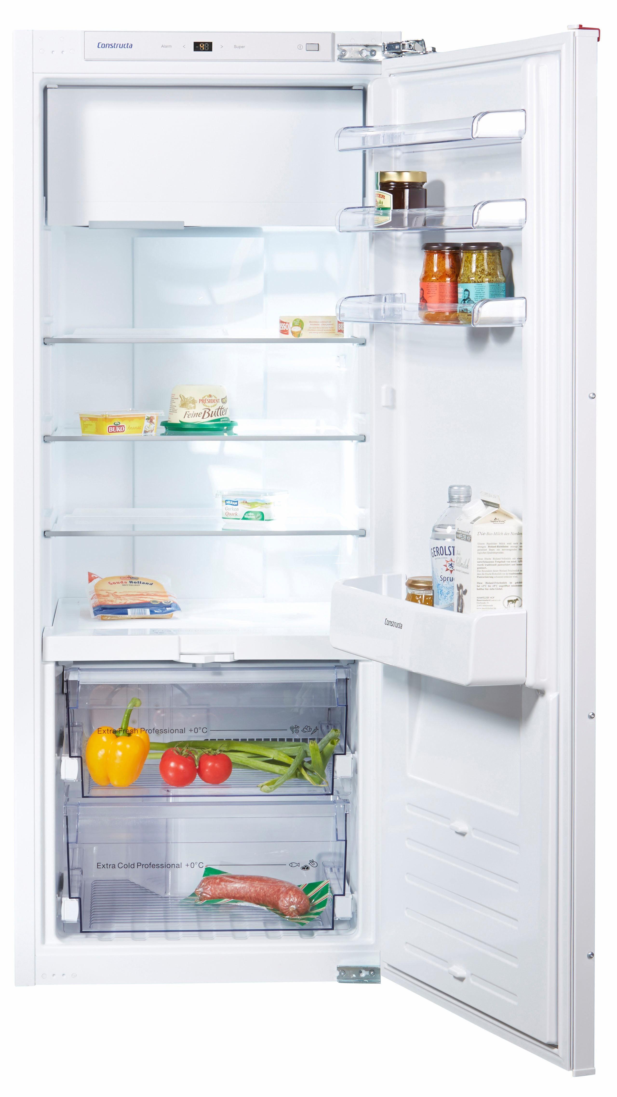Constructa Einbaukühlschrank CK852AF30, A++, 139,7 cm hoch