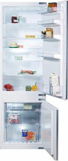 Constructa Einbaukühlgefrierkombination CK65743, 177,2 cm hoch, 54,5 cm breit, Energieeffizienzklasse: A+, 177,2 cm hoch