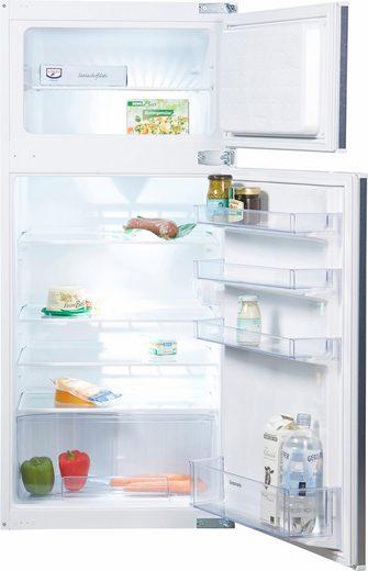 Constructa Einbaukühlschrank CK64544, 122,1 cm hoch, 54,5 cm breit, Energieeffizienzklasse: A+, 122,1 cm hoch