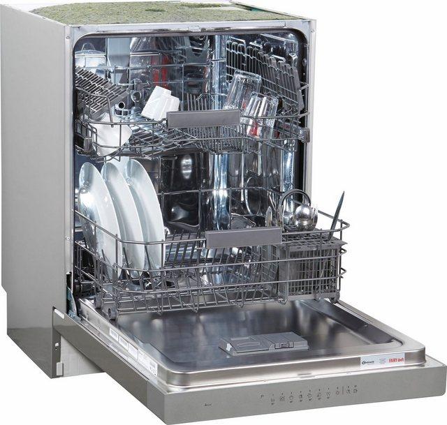 Küchengroßgeräte - BAUKNECHT Unterbaugeschirrspüler, OBUO Super Eco X, 9,5 l, 14 Maßgedecke  - Onlineshop OTTO