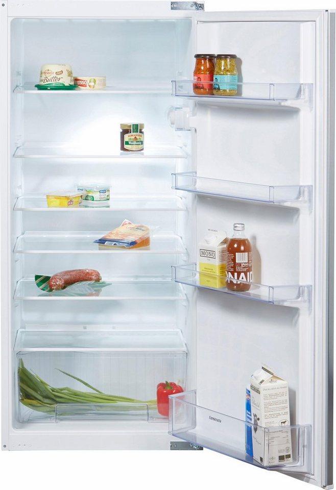 Constructa Einbaukühlschrank CK60430, 122,1 cm hoch, 54,1 cm breit ...