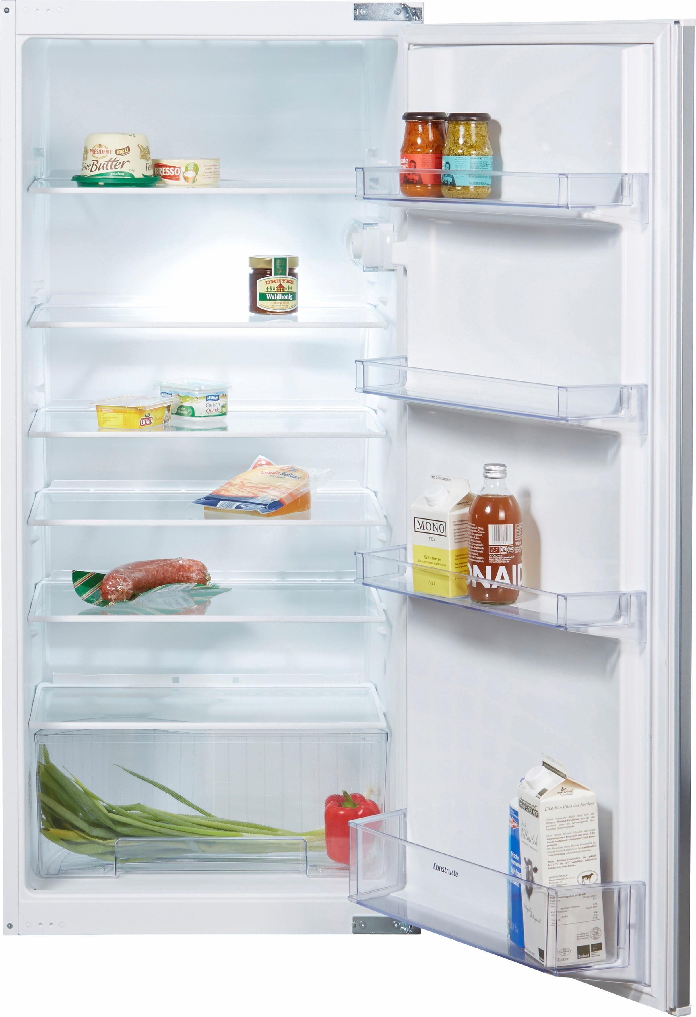 Constructa Kühlschrank CK60430, A++, 122,1 cm hoch