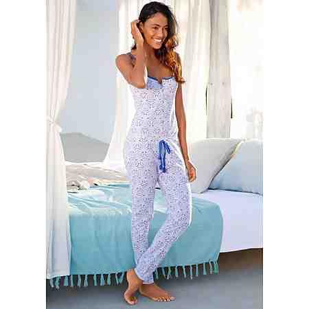 Damenwäsche: Homewear: Jumpsuits