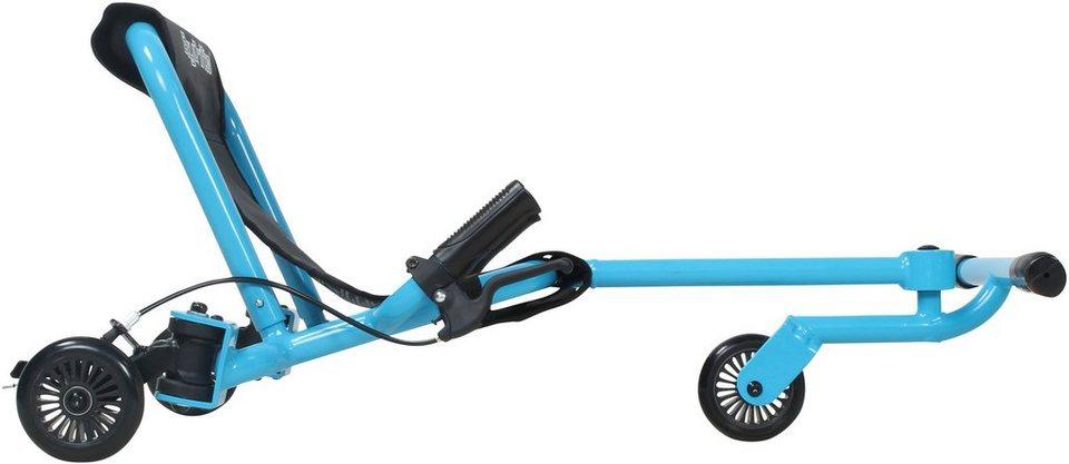 EzyRoller Cruiser, Kinder Dreirad, »Drifter« in blau