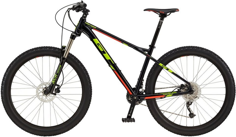 gt hardtail mountainbike 28 zoll 18 gang shimano. Black Bedroom Furniture Sets. Home Design Ideas