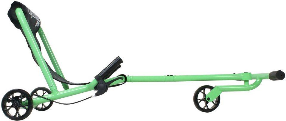 EzyRoller Cruiser, Kinder Dreirad, »Pro« in grün