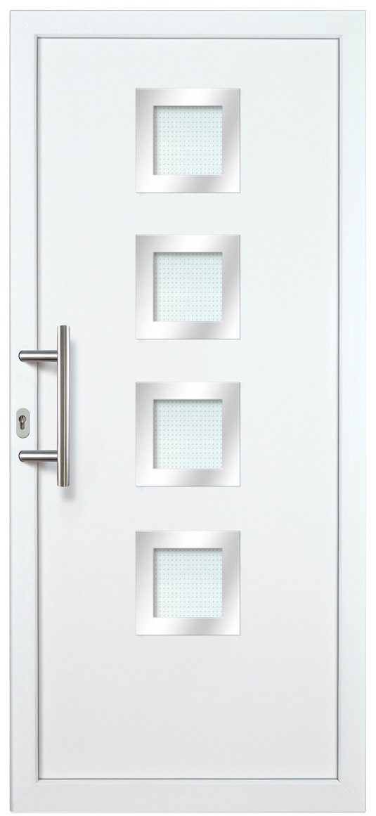 Kunststoff-Haustür »KT235«, Türanschlag rechts (BxH: 98 x 208 cm)