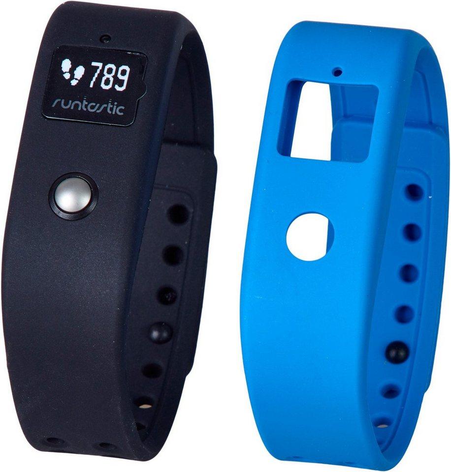 Activity Tracker, inklusive 2 austauschbare Armbänder, »Orbit«, runtastic