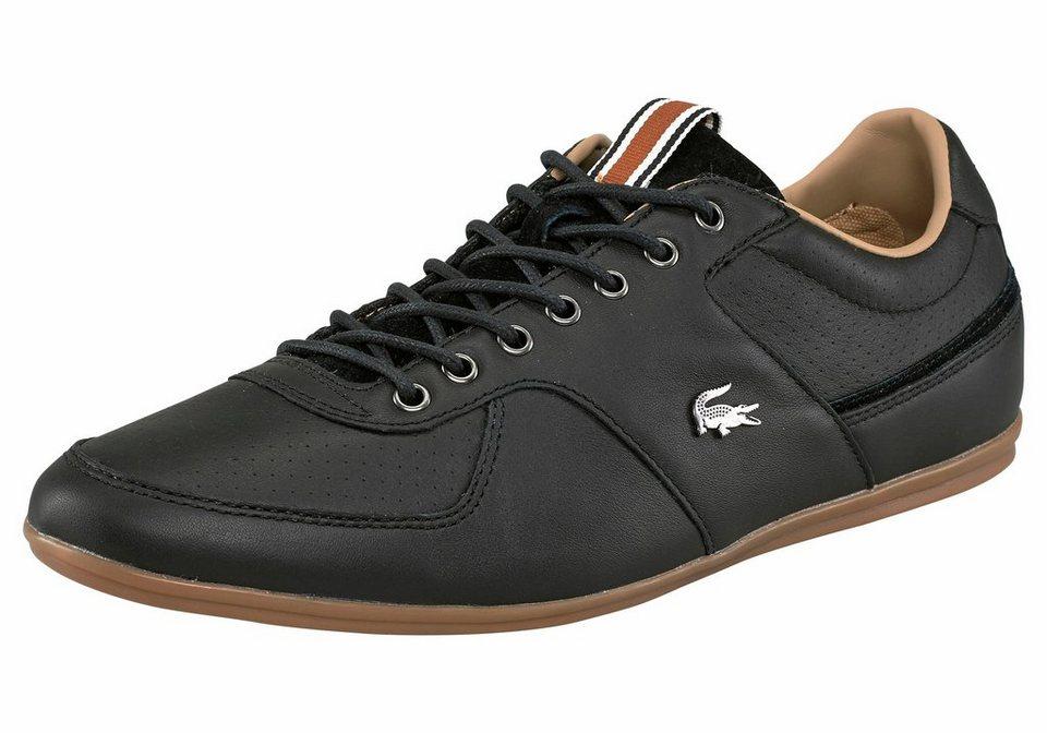 Lacoste »Taloire 17 SRM« Sneaker in schwarz