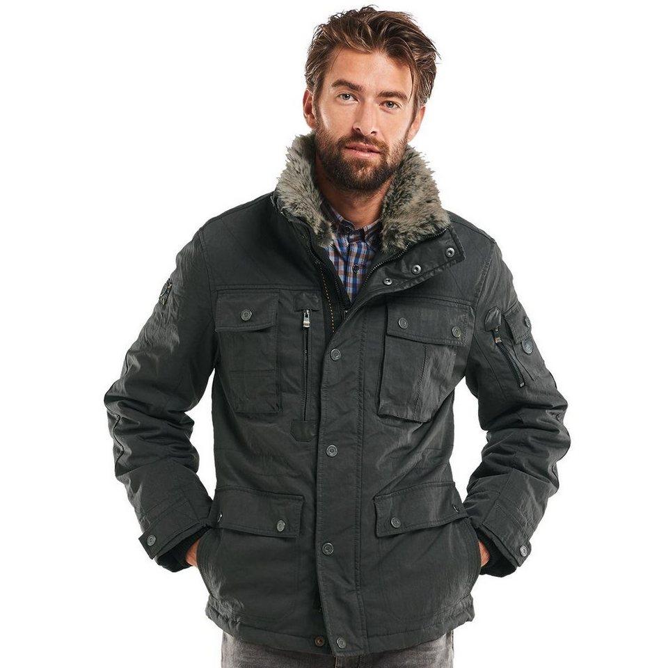 engbers Jacke in Granitgrau