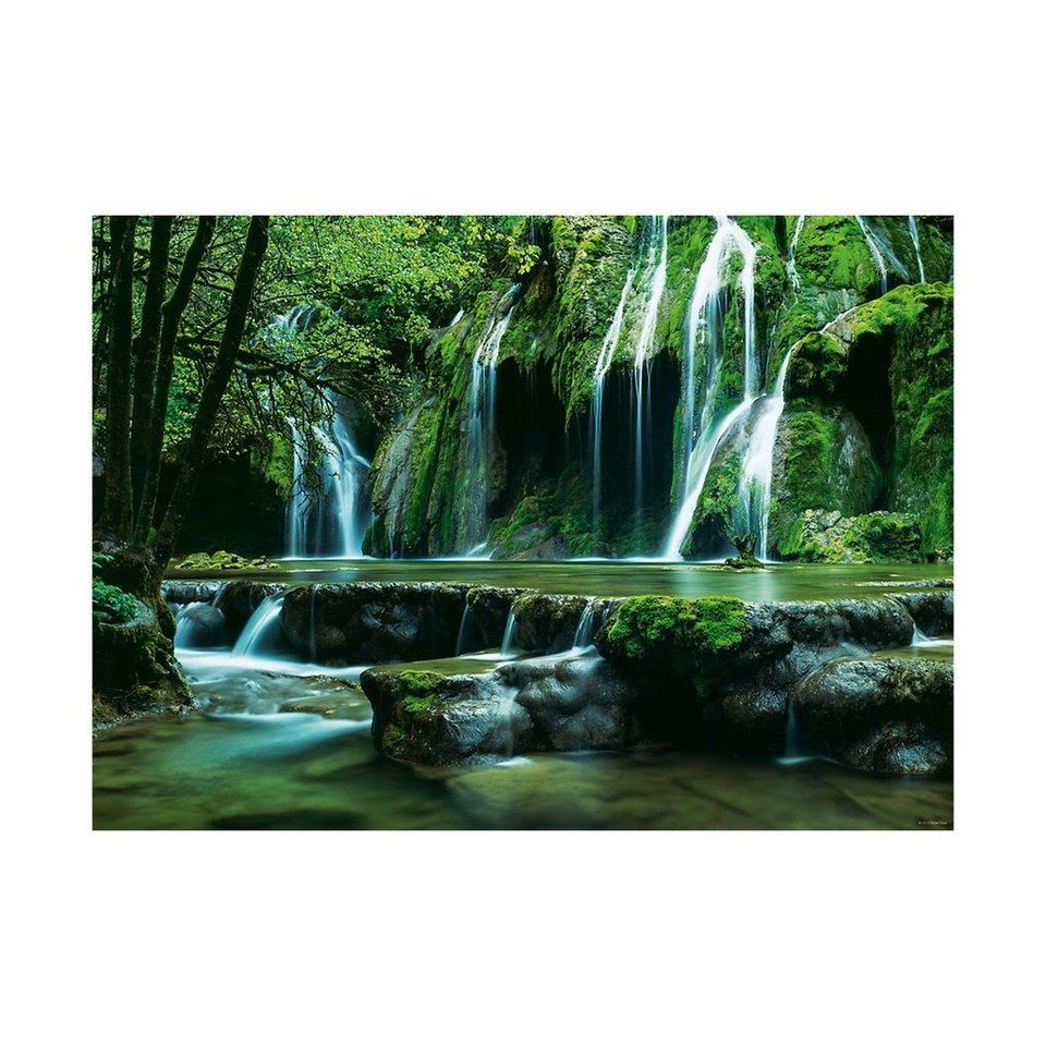 HEYE Puzzle 1000 Teile - Magic Forests, Cascades