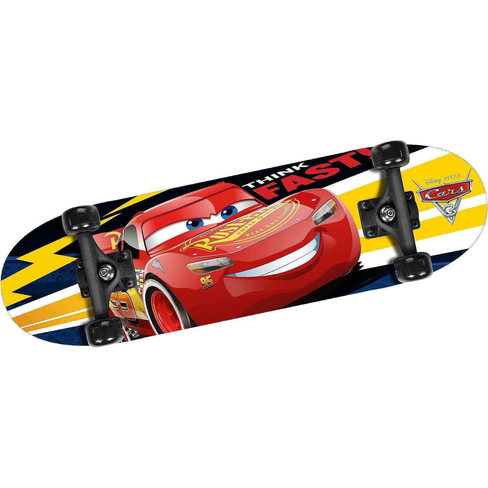 STAMP Cars Skateboard