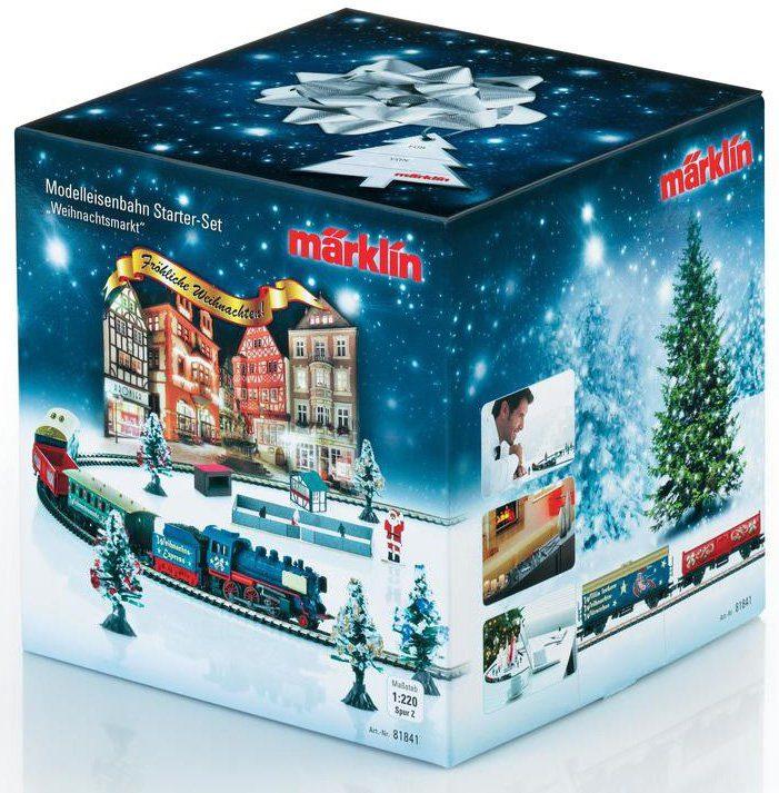 Märklin , Weihnachts-Startpackung Güterzug, Spur Z - 81841 - 230 Volt