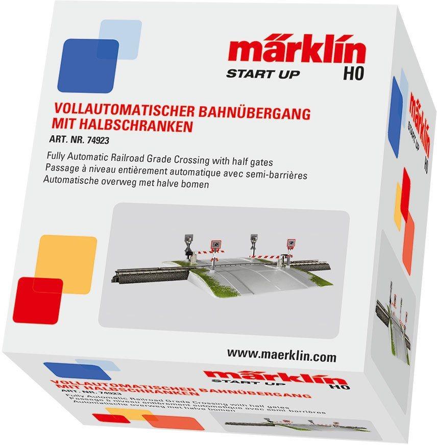 Märklin »Start up Bahnübergang - 74923«