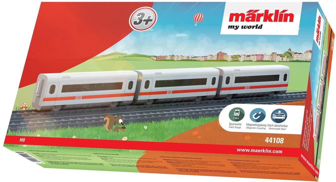 Märklin Personenwagenset, Spur H0 - 44108, »Märklin my world, Ergänzungswagen ICE«