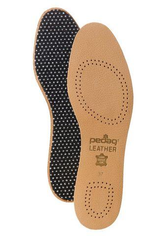 PEDAG Avalynės įdėklai «Leather»