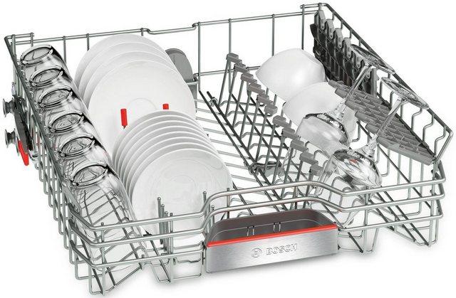 Küchengroßgeräte - BOSCH teilintegrierbarer Geschirrspüler Serie 6, SMI68TS06E, 9,5 l, 14 Maßgedecke, Home Connect  - Onlineshop OTTO