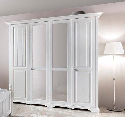 kleiderschrank premium collection by home affaire pisa. Black Bedroom Furniture Sets. Home Design Ideas