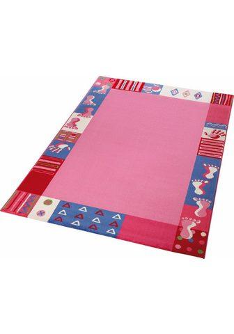 WECON HOME Vaikiškas kilimas »Roundly Hand&Feet« ...