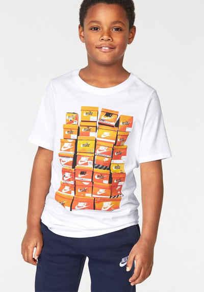 Nike Sportswear T-Shirt »BOY NSW TEE SS VINTAGE SHOEBOX«