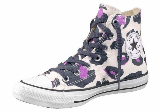 Converse Chuck Taylor Classic Hi Animal Sneaker