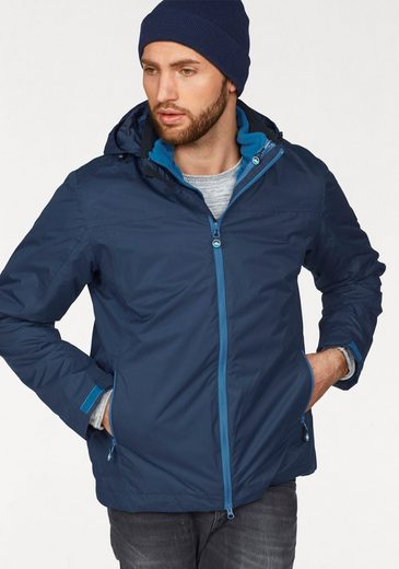 Polarino 3-in-1 Function Jacket, Welded Seams