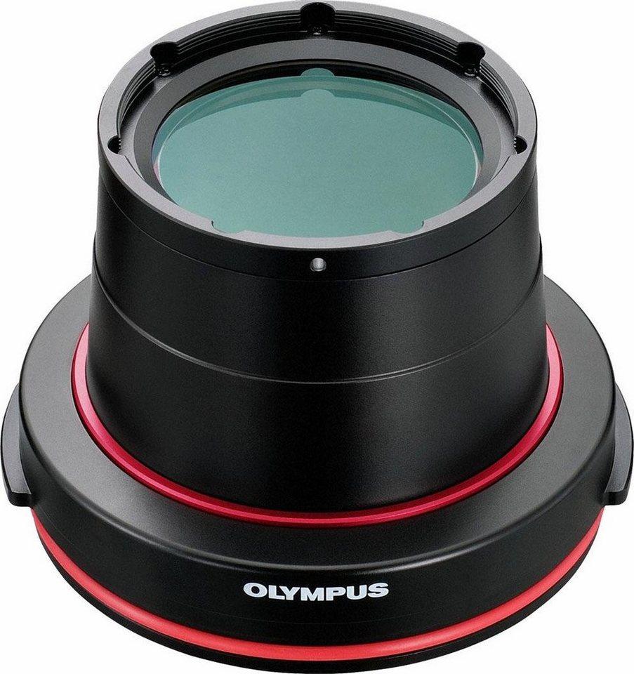Olympus PRO EP03 Makro Objektiv in schwarz