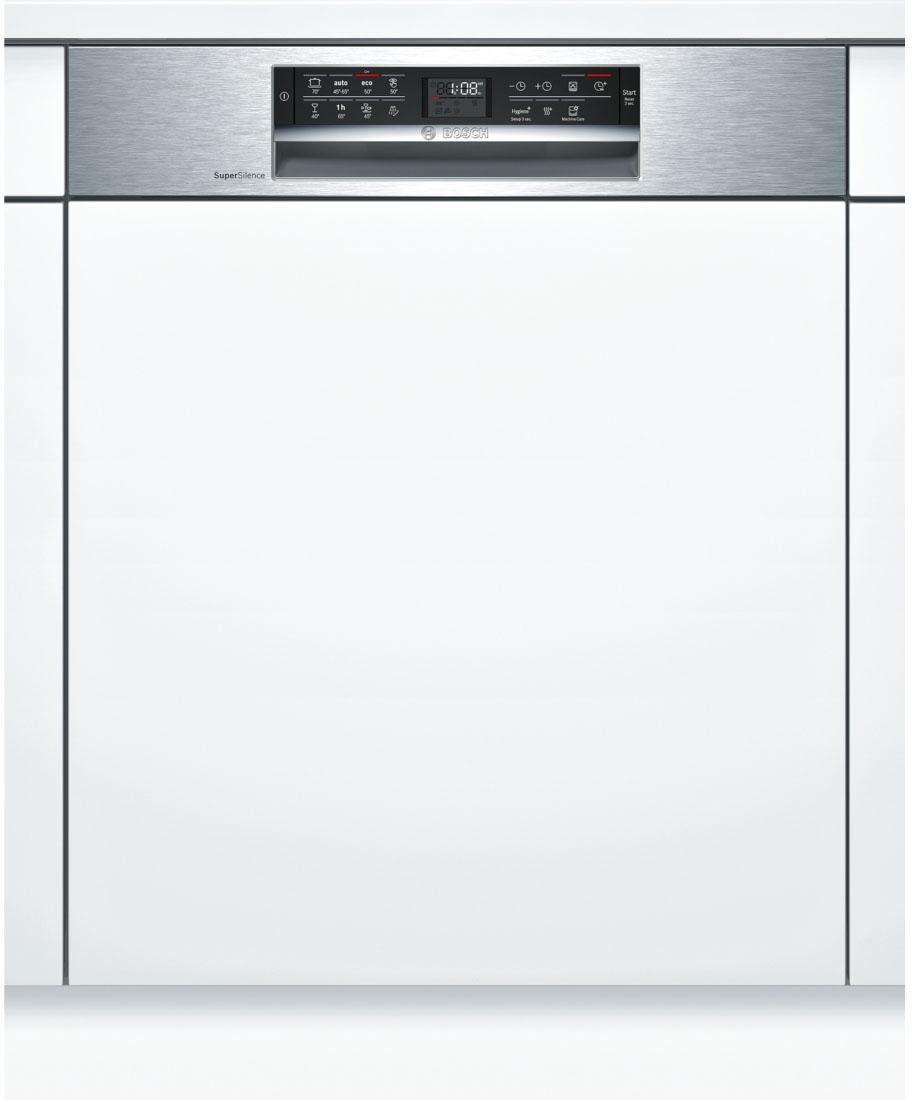 BOSCH Vollintegrierbarer Einbaugeschirrspüler SMI68MS02E, A++, 9,5 Liter, 14 Maßgedecke