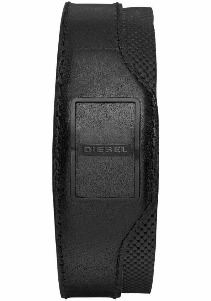 DIESEL ON Fitnessarmband »Activity Tracker, Diesel On Track, DXA1201« in schwarz