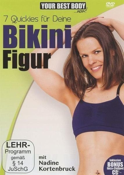 DVD »Your Best Body - 7 Quickies für deine Bikini...«