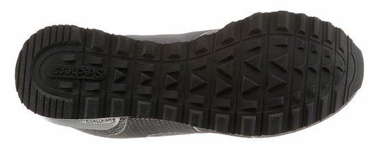 Skechers Sneaker, in modischer schimmernder Optik