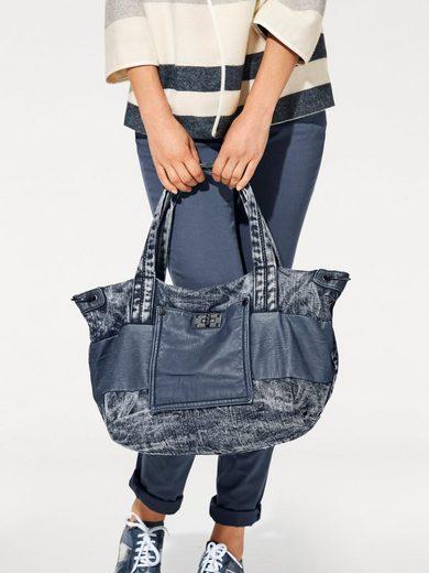 Heine Tasche aus Jeansware