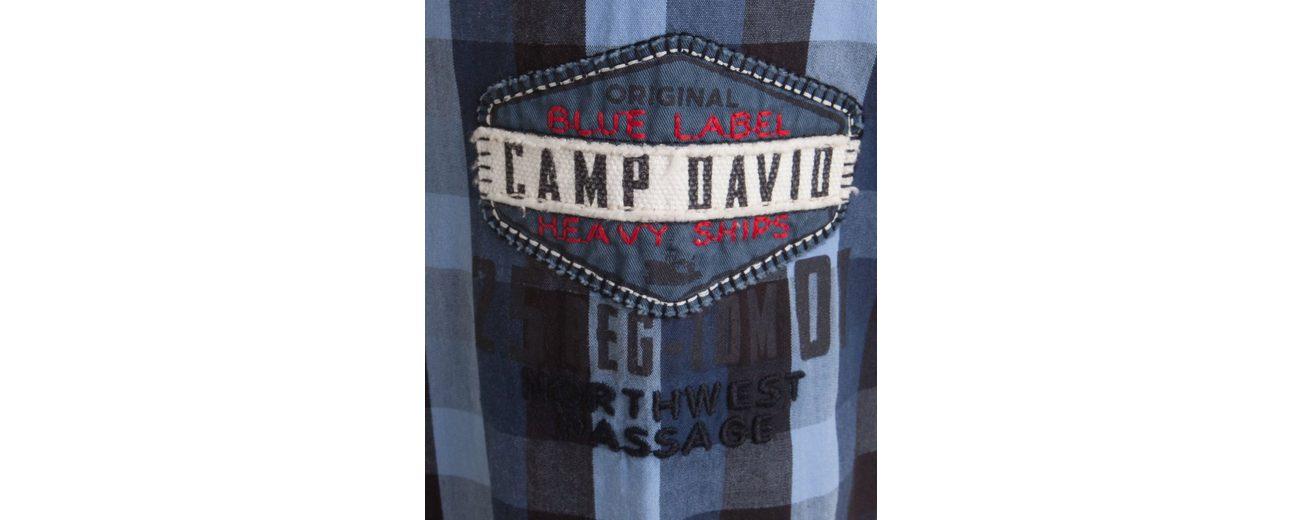 CAMP DAVID Hemd Spielraum Bilder hQ4yO8R0t