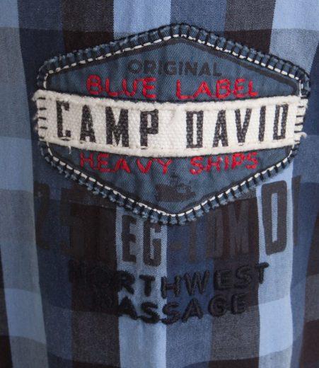 CAMP DAVID Hemd