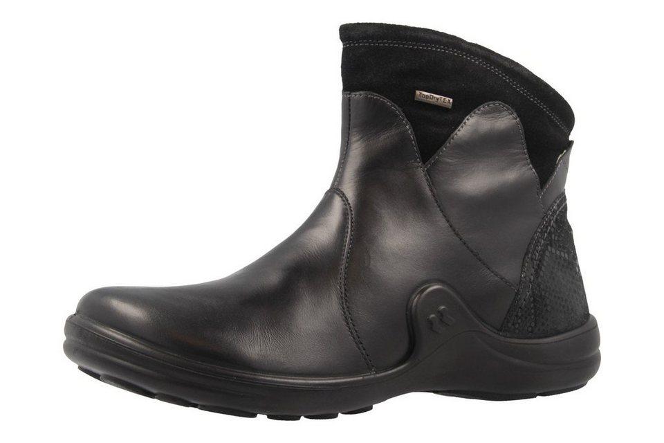 Romika Boots in Schwarz