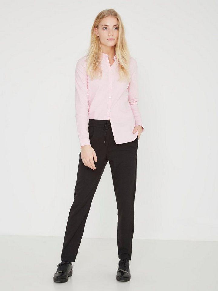 Vero Moda Loose-Fit- Hose in Black
