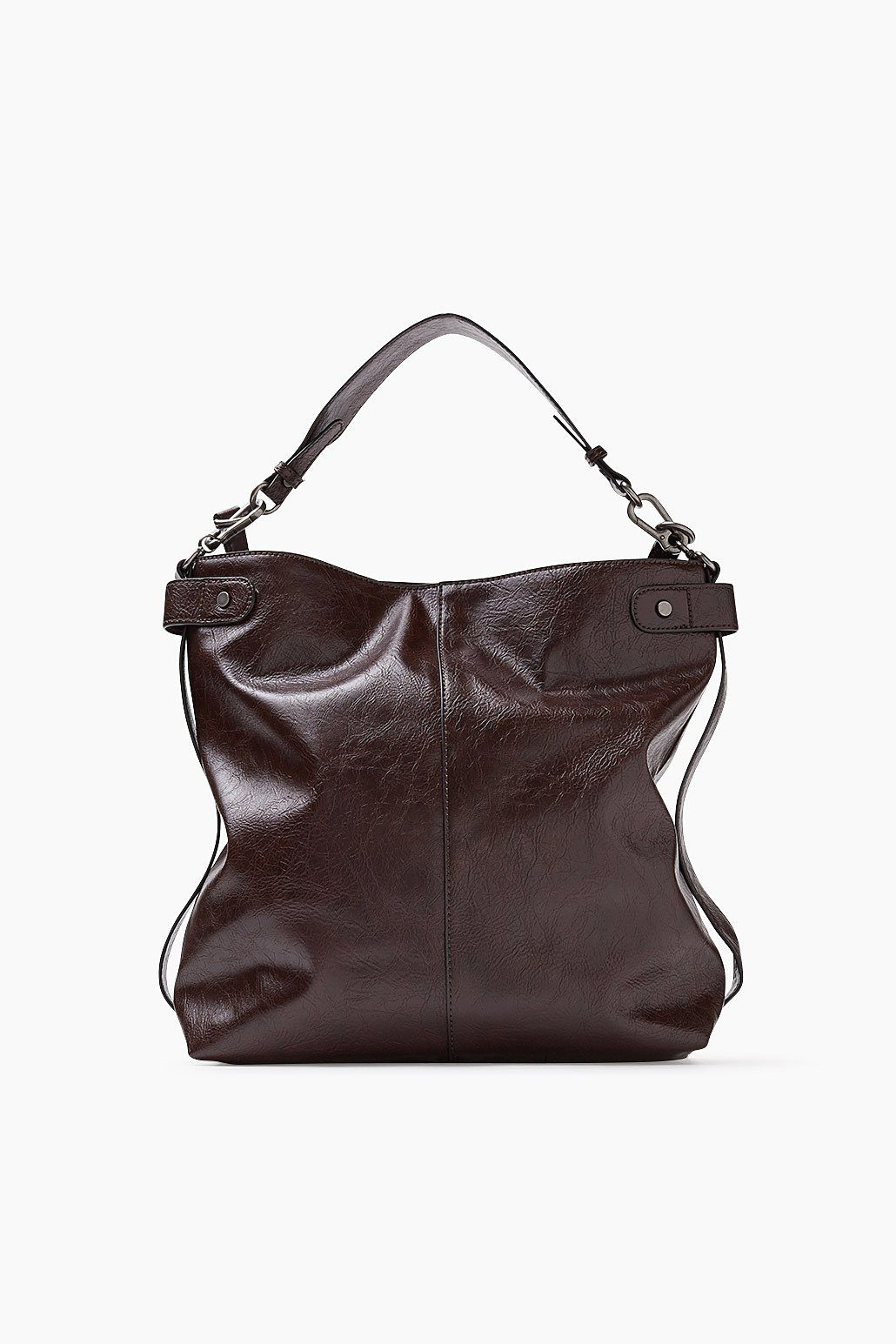 EDC Hobo Bag im Leder-Look