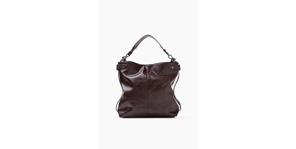 EDC Hobo Bag im Leder-Look