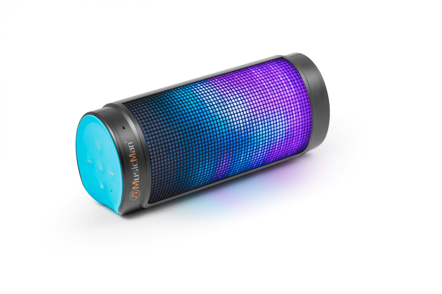 Technaxx Bluetooth Lautsprecher »MUSICMAN LED Light Soundstation BT-X26«