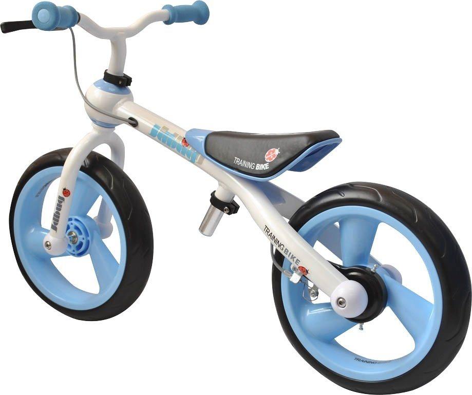 JDBug Kinderfahrzeug »Training Bike Eva Tire mit Bremse« in blau