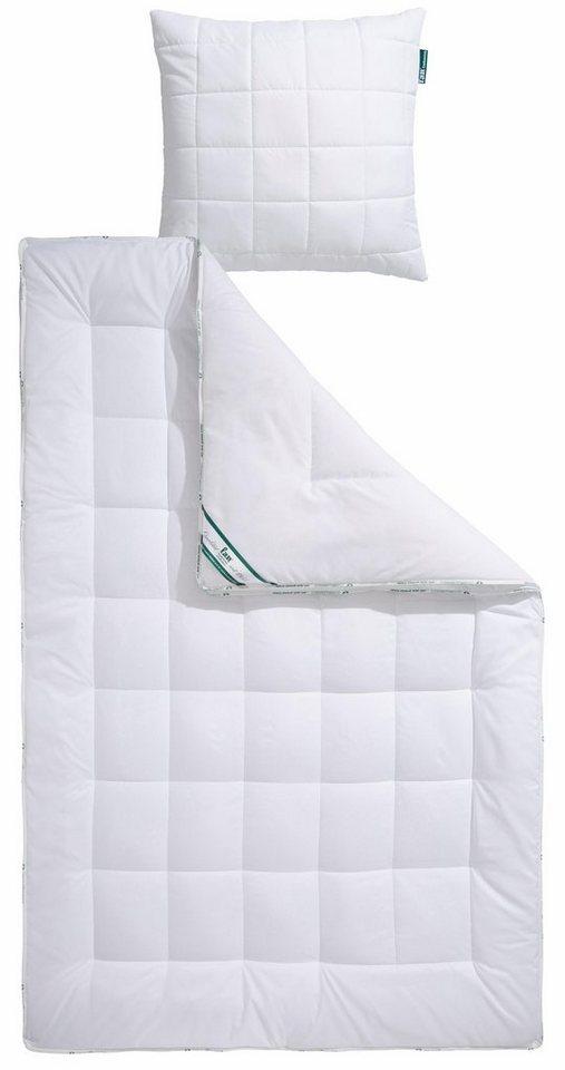4-Jahreszeitenbett, »f.a.n. Medisan Sensitive Baumwolle«, f.a.n., 4-Jahreszeiten
