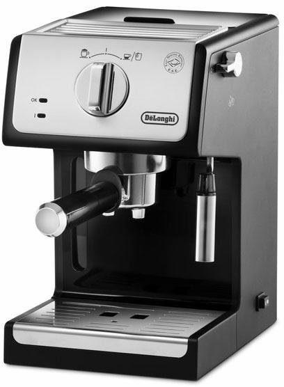 De'Longhi Traditioneller Espresso-/ Siebträgermaschine EC 33.21, 15 Bar