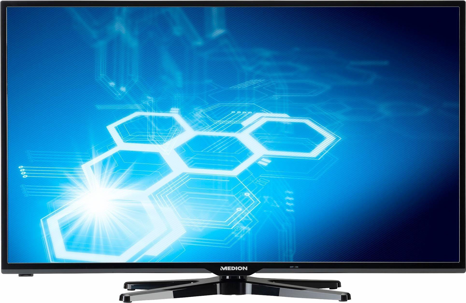 Medion® X15016MD30914, LED Fernseher, 80 cm (31 Zoll), 1080p (Full HD), Smart-TV
