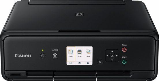 Canon PIXMA TS5050 Multifunktionsdrucker, (WLAN (Wi-Fi), inkl. Office-Anwendersoftware Microsoft 365 Single im Wert von 69 Euro)